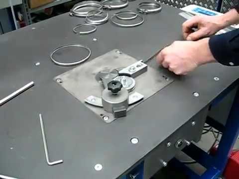 EdgeBeader (BM600) - производство хомутов