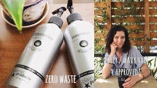 Zero Waste Shampoo & Conditioner // Eco-Friday