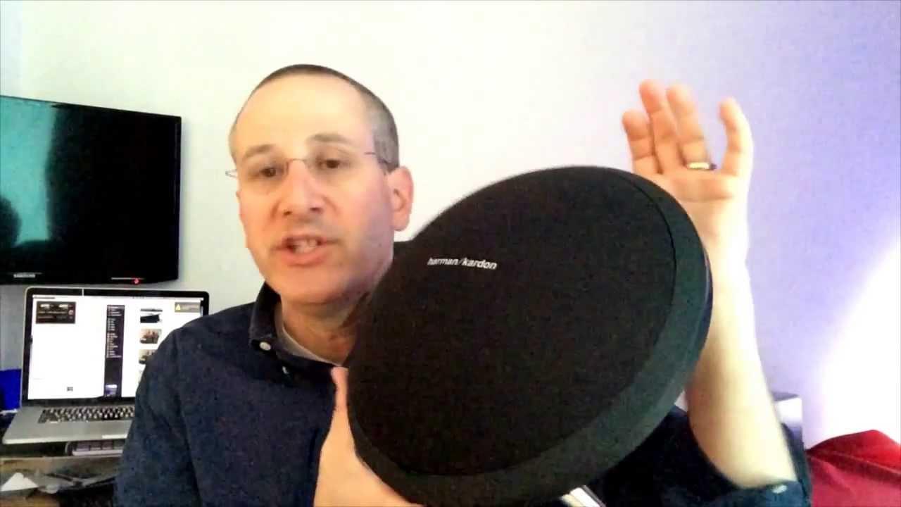 harman/kardon Onyx Studio Bluetooth Wireless Speaker