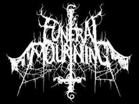 Funeral Mourning - Drown in Solitude