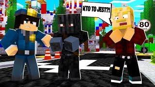 WYPUŚCIŁEM STRASZNEGO PRZESTĘPCĘ! PORWAŁ KOBIETĘ?! l Minecraft BlockBurg