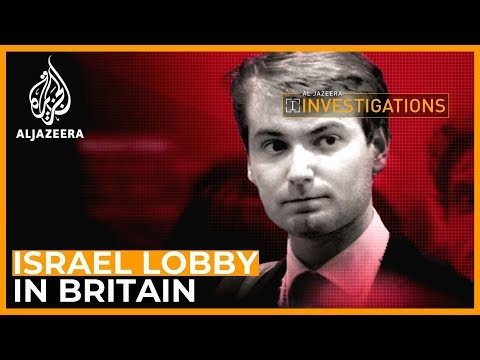 Al Jazeera Investigations - The Lobby