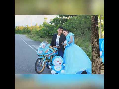 Pernikahan Berkarakter Doraemon