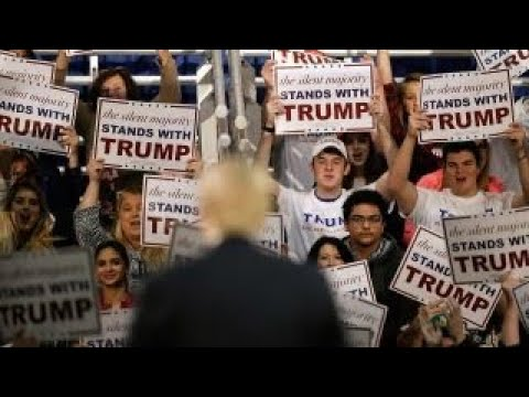 Trump supporters suing for lack of protection at rally