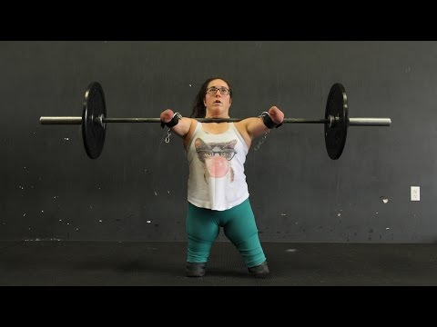 Limbless CrossFitter Has No Limits