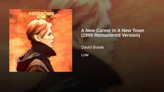 A New Career In A New Town (1999 Remastered Version)
