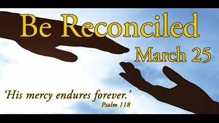 Be Reconciled Invitation - 2015