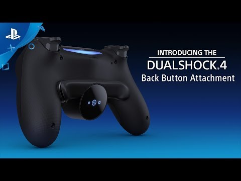Dualshock 4 Back Button Attachment | Elevate your competitive play | PS4