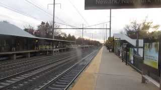 Acela Express 2216 at Princeton Junction, NJ