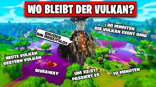 🌋 IT PASSES TODAY 😱 VULKAN LOOT LAKE LIVE EVENT OMG WOW (fr) Fortnite Saison 6 Allemand Allemand