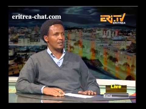 Eritrean Interview with Yonas Haile - Kemey Girka Hadar Temesrit - Eritrea TV