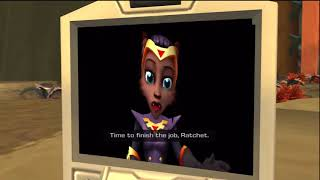 Ratchet and Clank : Up Your Arsenal -14- Momma Tyhrranoid