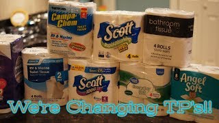 RV/ Marine Toilet Paper... Is It Necessary?? Surprising Results