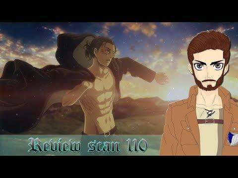 L'EVASION! - Review L'attaque des Titans n°110 (Avis et Discussion)