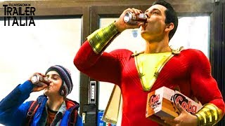 SHAZAM! | Nuovo Trailer ITA del Film DC