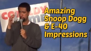 Amazing Snoop Dogg & E-40 Impressions (Funny Videos)