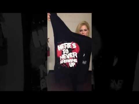 AvrilTV: Webisode 6