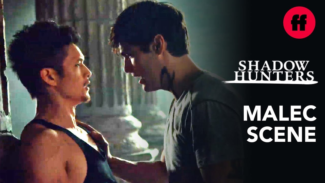 "Download Shadowhunters | Season 3, Episode 12 Malec Training Scene | Music: Mattis - ""The Chain"""