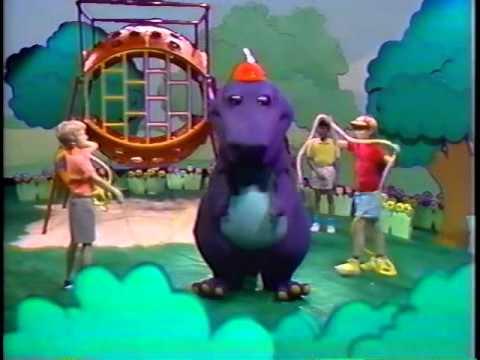 Barney & The Backyard Gang Three Wishes (original Version