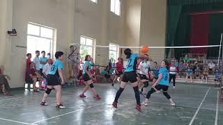 Bóng chuyền hơi nữ (Phổ Yên - Ngọc Tân) Séc 2 - Giải BCH Hiệp Hòa  mở rộng