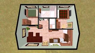 Tiny House Floor Plans 700 Sq Ft - Gif Maker Daddygif.com See Description