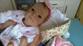Обложка на видео - Estou Vendendo minha BEBÊ REBORN - COM BATIMENTO DE CORAÇÃO - Prematura