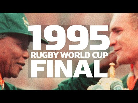 1995 Rugby World Cup Final - South Africa v New Zealand - Ex