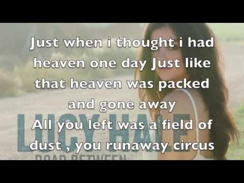 Клип Lucy Hale - Runaway Circus
