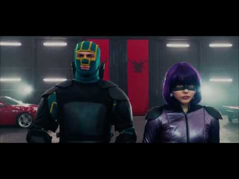 KICK-ASS 2. CON UN PAR. Trailer HD