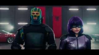 KICK-ASS 2. CON UN PAR. Trailer HD