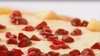 Fruit Kheer With Custard - Sanjeev Kapoor - Khana Khazana