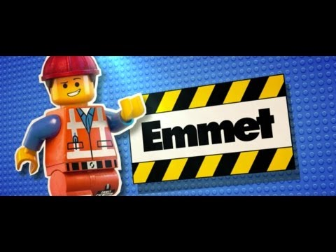 Meet Emmet - The LEGO Movie - YouTube