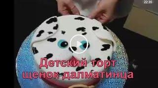 Как легко сделать детский торт на день рождения ребенка
