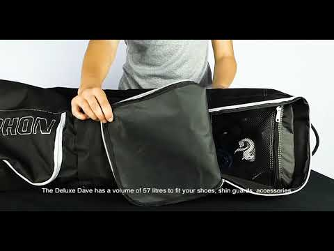 GRYPHON - G19 DELUXE DAVE - Stick Bag Introduction