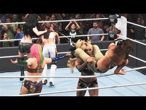 WWE 2K20 - 30 Women