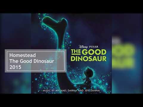 Homestead | The Good Dinosaur Soundtrack | Mychael Danna & Jeff Danna