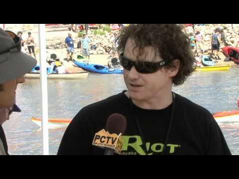 Outdoor Retailer '10: Riot Kayaks