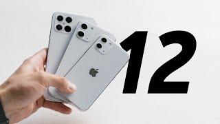 Это маленький iPhone 12 и iPhone 12 Max. Какие отличия?