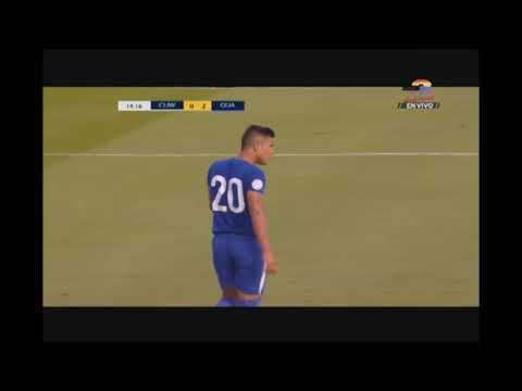 Segundo gol de Guatemala ante Curazao - Campeonato Sub 20 de Concacaf