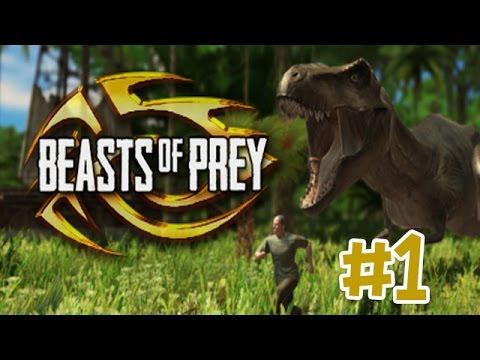 Beasts of Prey │ ผจญภัยเอาชีวิตรอดในโลกไดโนเสาร์ │ Part 1