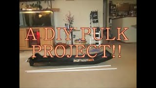 Simple Lightweight  Diy Pulk Sled Project