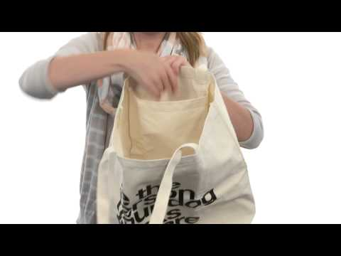 """Dogeared """"Be The Person Your Dog Thinks You Are"""" Tote SKU:8363611"""