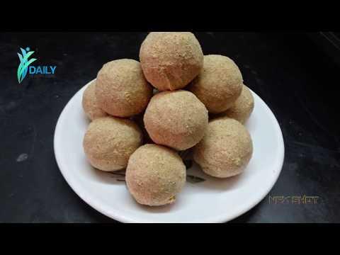 Ayurvedic Recipe - पुरुषो के लिए विशेष उरद के लडडू | Daily Health Care