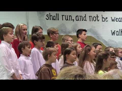 Hebron Christian School Christmas Program 2019
