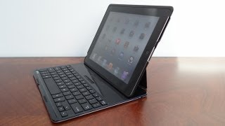 The Belkin Ultimate Keyboard Case for iPad (2013 Video)