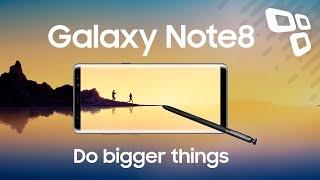 Samsung Galaxy Note 8: Tudo sobre o aparelho - TecMundo thumbnail