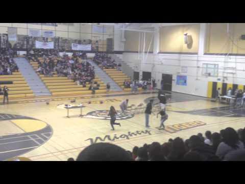 San Fernando High School GYM (03-13-12)