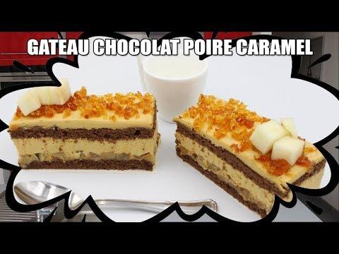 ✅-gâteau-chocolat-poire-caramel-:-la-recette-de-christophe-felder