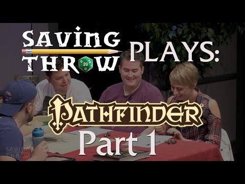 Pathfinder - ACME Livestream, Part 1