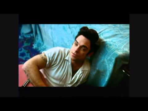 Robbie Williams  Acapella Advertising Space